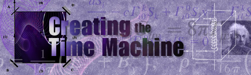 Creating the Time Machine