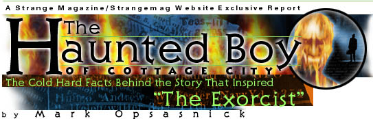 The Haunted Boy: The Facts Behind The Exorcist